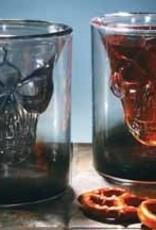 Fun World Floating Skull Shot Glass