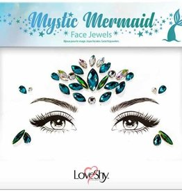LoveShy Face Jewels - Mystic Mermaid