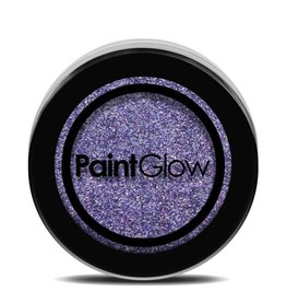 PaintGlow Holographic Glitter Shaker - Violet