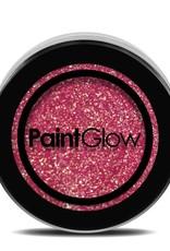 PaintGlow UV Glitter Shaker - Champagne Pink