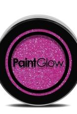 PaintGlow UV Glitter Shaker - Candy Pink