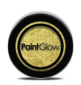 PaintGlow Holographic Glitter Shaker - Gold