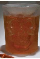 FUN WORLD Skull Scotch Glass