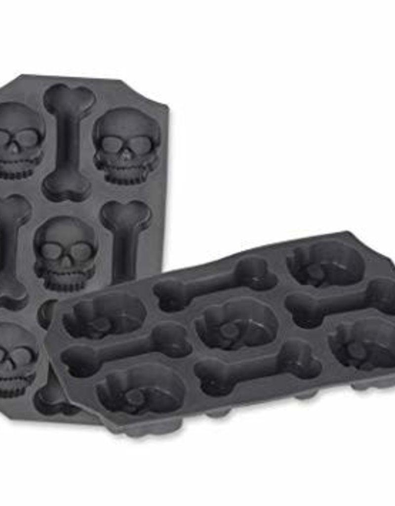 Beistle Skull & Bones Ice Mold
