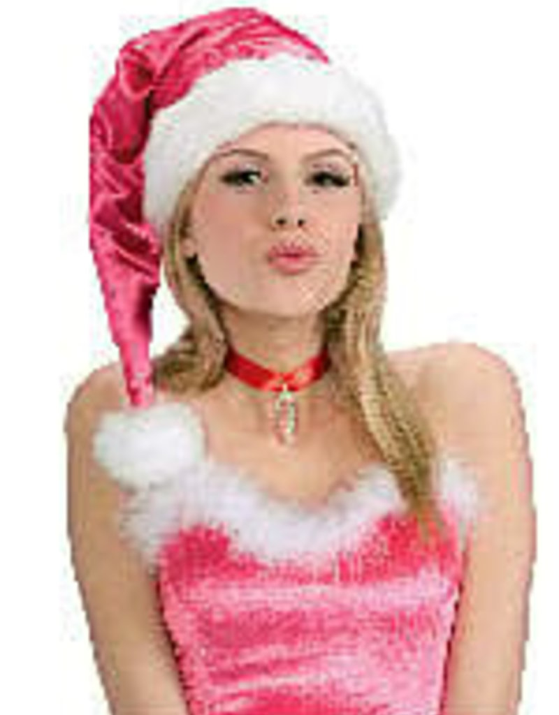 Red Candy Cane Choker