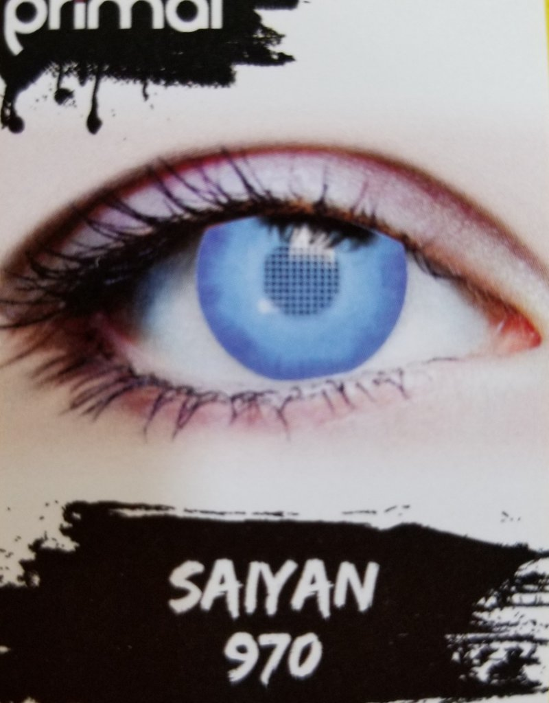 PRIMAL Saiyan - blue