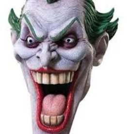 JOKER DELUXE LATEX MASK