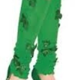 Poison Ivy Adult Leg Warmers