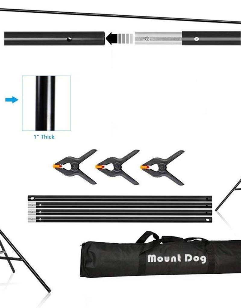 6.5'x10' Photo Backdrop Stand Kit - Stand 1