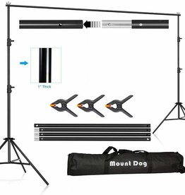 6.5'x10' Photo Backdrop Stand Kit - Stand 2