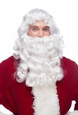 Sepia Santa Wig and Beard Set