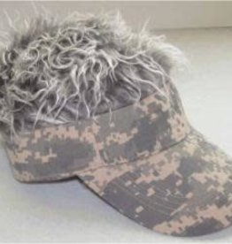SKS LIGHT CAMOUFLAGE VISOR GRAY HAIR