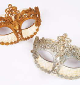 SKS Venetian Lace Masks Assorted