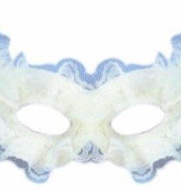 SKS Carnevale a Venezia Lace Mask - White