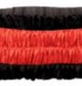 Dealer's Arm Bands (2pc) - Black/Red