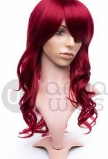 Arda Wigs Ferrari Classic - Crimson