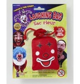Forum Novelties Mini Laughing Bag - Assorted Colours