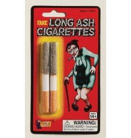 Long Ash Cigarettes