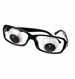 Wiggle Eye Glasses