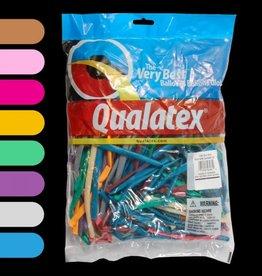 Qualatex 260Q Entertainer Ast - 100ct