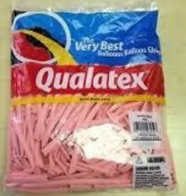 Qualatex 260Q Pink - 100ct