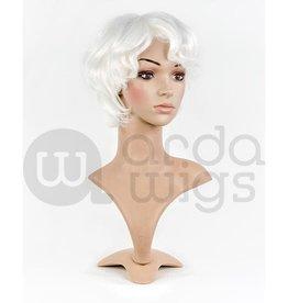 Arda Wigs Benny Classic - Pure White