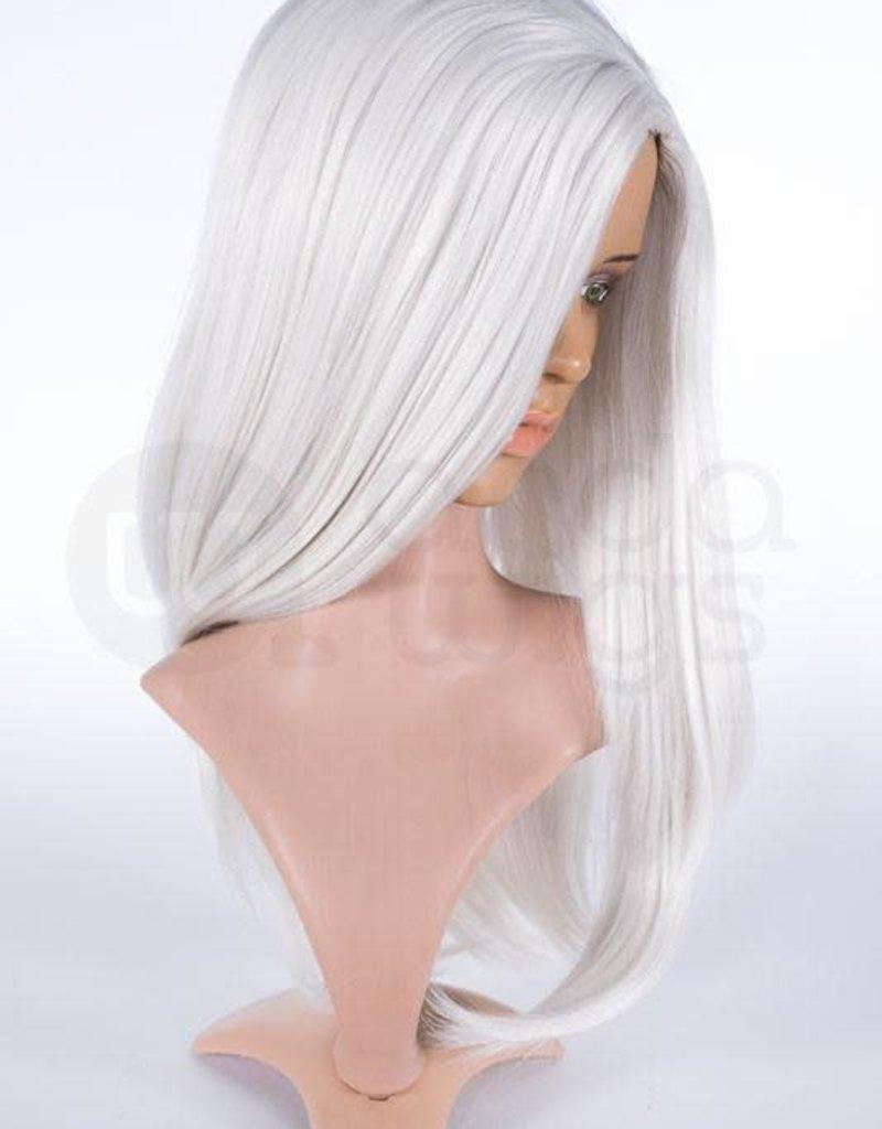 Arda Wigs Buttercup Classic - Silver