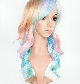 Arda Wigs Halsted Classic - Pastel Rainbow
