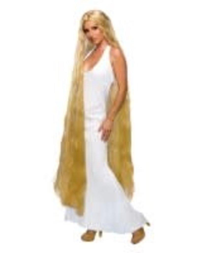 "60"" Godiva Wig - Blonde"