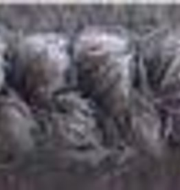 Crepe Hair - Black (1 Metre)