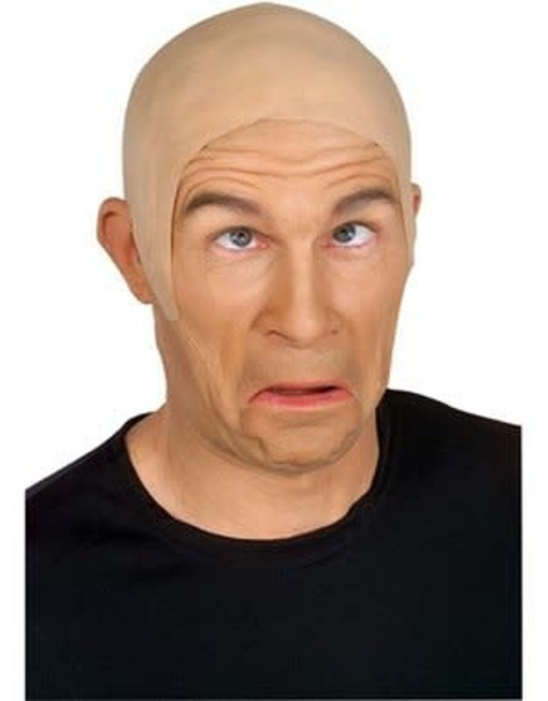 Soft Latex Bald Cap