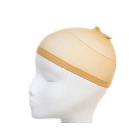 Wig Cap Mesh  - Light Brown 1pc