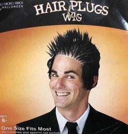 Hair Plugs Wig