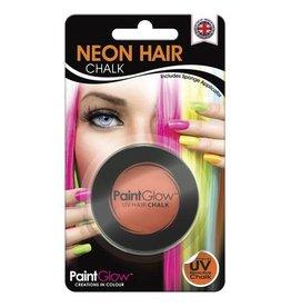 Neon UV Hair Chalk - Orange