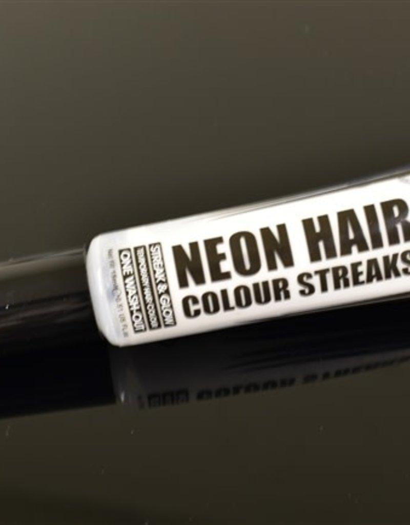 Neon UV Hair Streaks - 15ml White