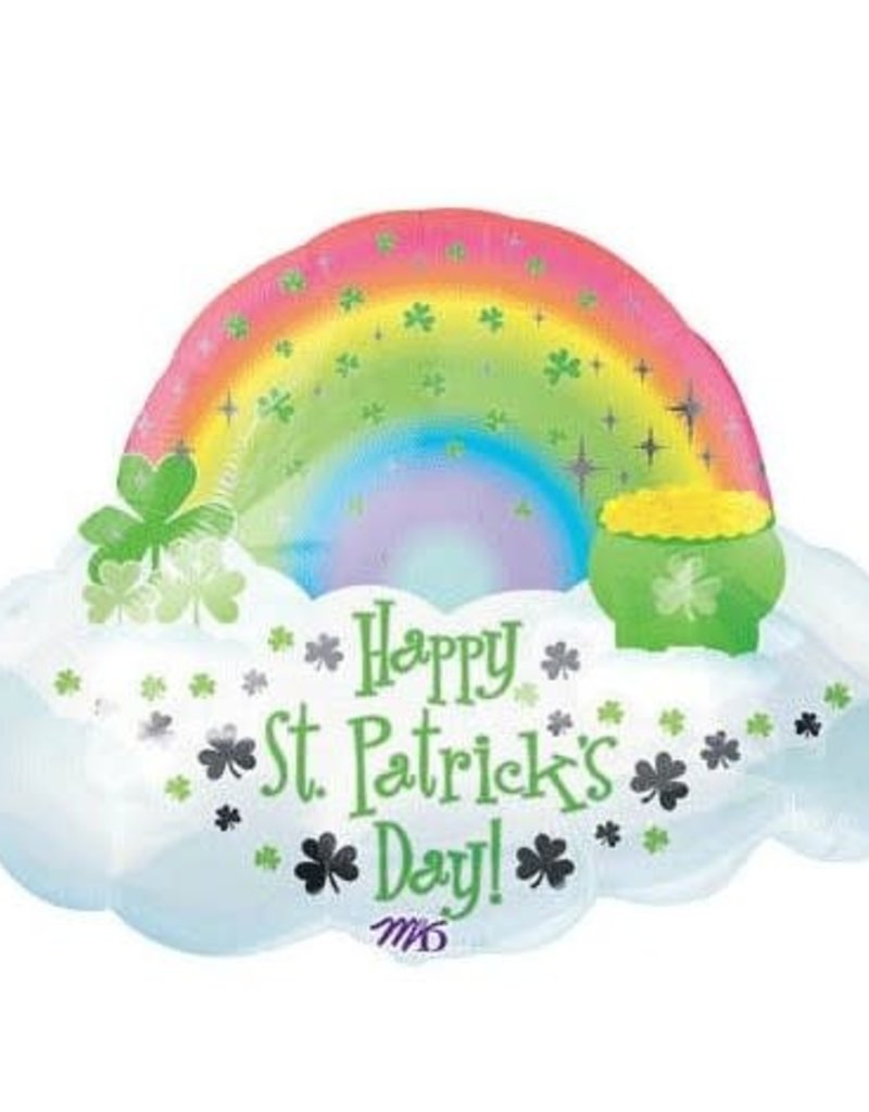 "24"" St. Patrick's Day Foil Balloon"