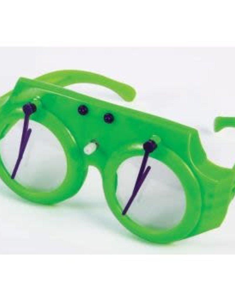 Wind Up Wiper Glasses