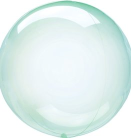 Crystal Clearz Green 10-12""