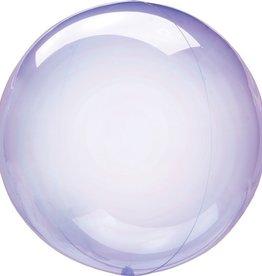 """Crystal Clearz Purple 10-12"""""""