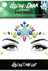 LoveShy Face Jewels - Glow in the Dark