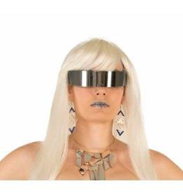 Mirror Wraparound Glasses