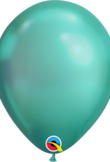 "Qualatex 11"" Chrome Green"