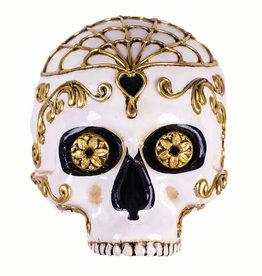 Venetian Teschio Sig Morte Skull Mask