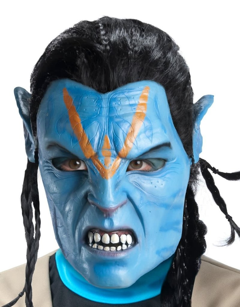 Avatar Jake Sully Deluxe Latex Mask