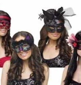 Sexy Masquerade Mask - Assorted