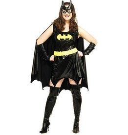 Secret Wishes Batgirl with Mask - Plus