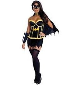 Secret Wishes Batgirl Corset Pack- Medium