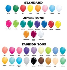 "HELIUM BALLOON 11"" W/HF (each)"
