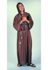 Forum Novelties BROWN MONK ROBE