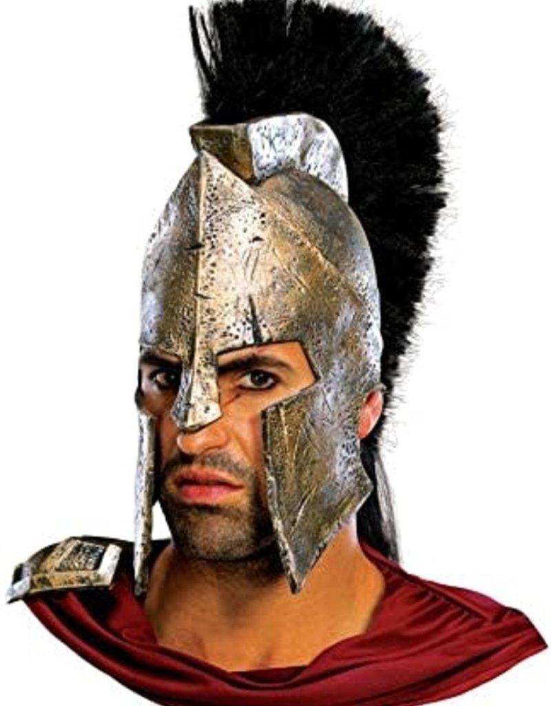 DELUXE ADULT KING LEONADAS HELMET